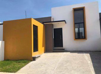 Preciosas Casas en Residencial Loredo