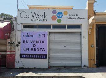 EN VENTA O RENTA EDIFICIO COMERCIAL EN EL CENTRO DE COLIMA